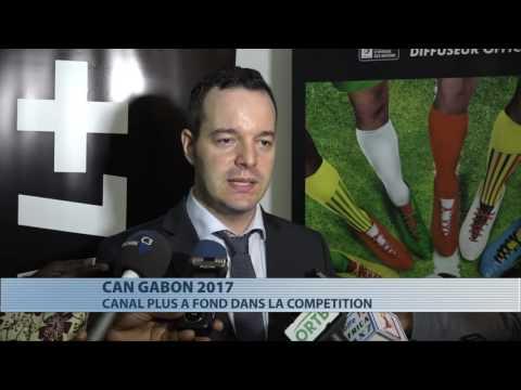 Can Gabon 2017 : Canal Plus à fond dans la compétition