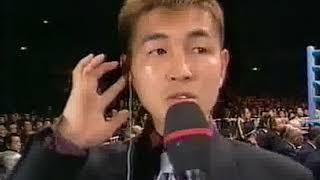Masamori Tokuyama vs Kazuhiro Ryuko WBC Super Flyweight Title (2002...