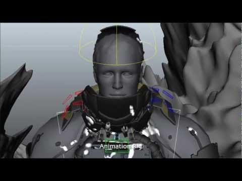 Dead Space 3 - Take Down the Terror, Making of