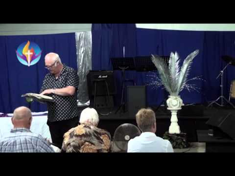 """IHOP Durban_PM_29 Nov_Johan Brits_""""The living water in my belly"""""""