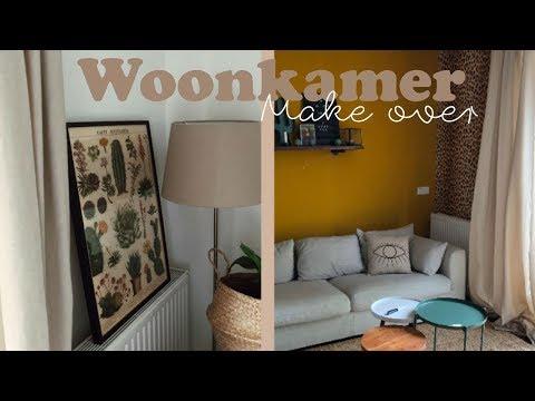 Woonkamer make over: Weer verven! | Aimée van der Pijl