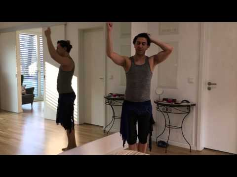 My 5 favorite Belly Dance moves. How to dance oriental like Zadiel (english tutorial)