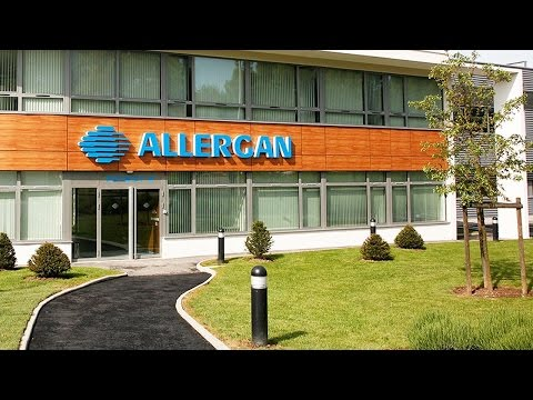 TheStreet: Allergan Looks Like a Growth Drug Company Says Cramer