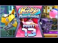 Kirby Planet Robobot (100%) - Part 13 - Area 5 | (Blind Playthrough)