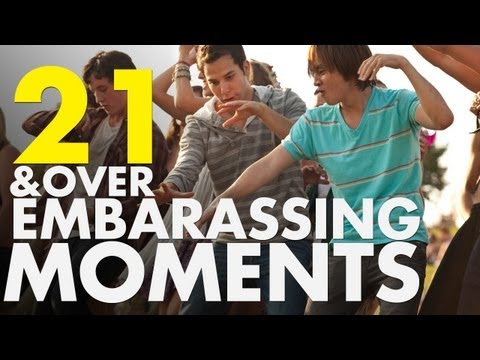Most Embarassing Moments From 21 & Over