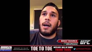Toe to Toe Picks - Kevin Lee vs. Edson Barboza (UFC Fight Night 128)