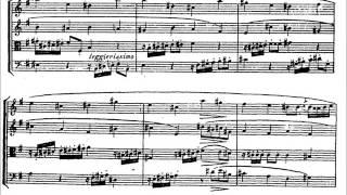 Verdi String Quartet in E minor - Allegro (1st Movement)