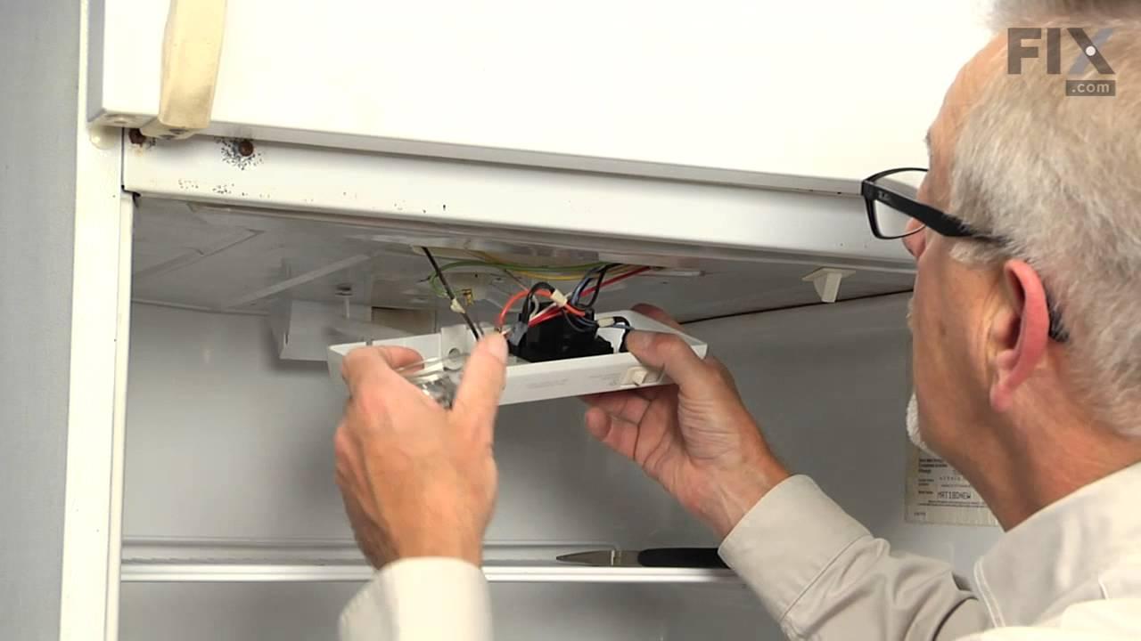 medium resolution of frigidaire refrigerator repair how to replace the temperature rh youtube com wiring diagram for frigidaire fridge frigidaire refrigerator schematics