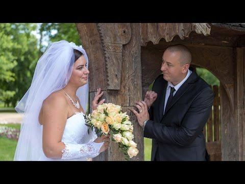 Csilla és Feri esküvője Nyíregyházán a Stella Rose étteremben