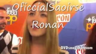 Eric Bana, Saoirse Ronan, Joe Wright Hanna Interview