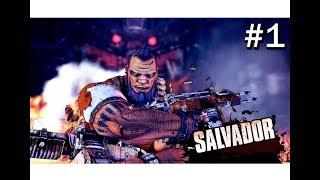 Borderlands 2 LetsPlay/Perfect start (almost)/Salvador #1