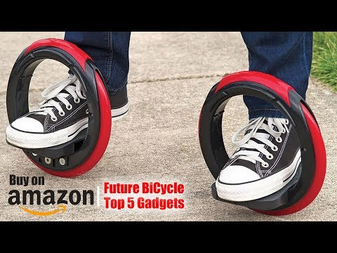 5 FUTURISTIC HI-TECH Bicycle Available Online on AMAZON 🔥Future Technology 2020 🔥HiTech Technology