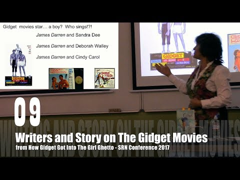 09 Writers and Story on the Gidget Movies from How Gidget Got Into the Girl Ghetto