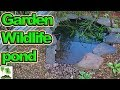 Step By Step How To Build A Wildlife Pond For Your Garden Or Allotment