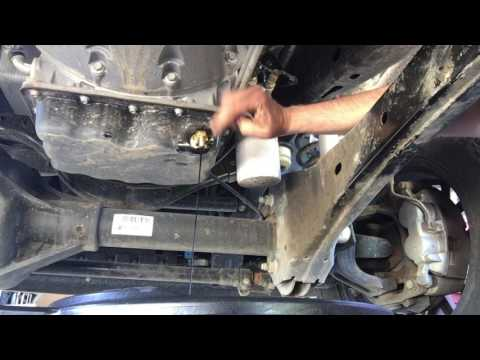 17 Super Duty Oil Change Oil Sample Tips And Fumoto Valve