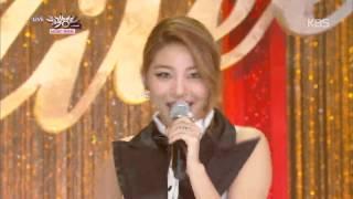 [HIT] 뮤직뱅크-에일리(Ailee) - 손대지마(Don