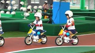 キッズバイク 乗れちゃった!! 鈴鹿サーキット 乗り物 おでかけ 遊園地 We rode motorcycle Suzukacircuit family fun Theme park
