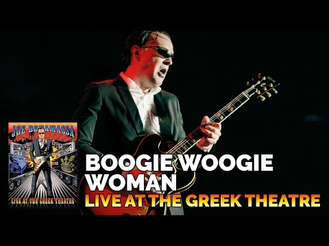 "Joe Bonamassa - ""Boogie Woogie Woman"" - Live At The Greek Theatre"