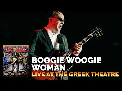 Joe Bonamassa  Boogie Woogie Woman   At The Greek Theatre