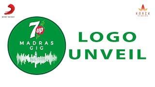 7UP Madras Gig - Logo Unveil