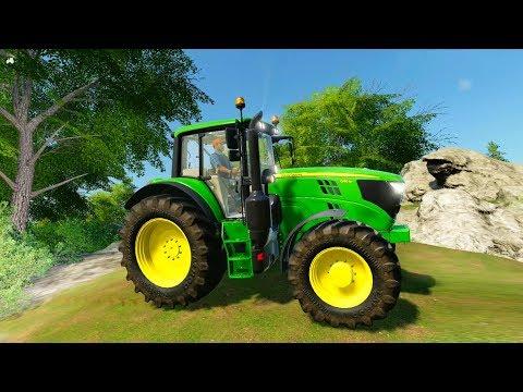 Traktor Spiel