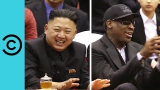 Kim Jong Un Is Obsessed With The Chicago Bulls   The Daily Show