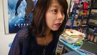 Tomoko & Kibi play with the Ninja-Wifi Pocketalk