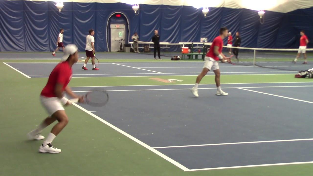 WATCH: Men's Tennis Highlights vs Indianapolis - NCAA