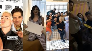 Teen Wolf Cast SanDiegoComicCon pt.2 | Dylan O'Brien, Tyler Posey, Shelley Hennig, Colton Haynes