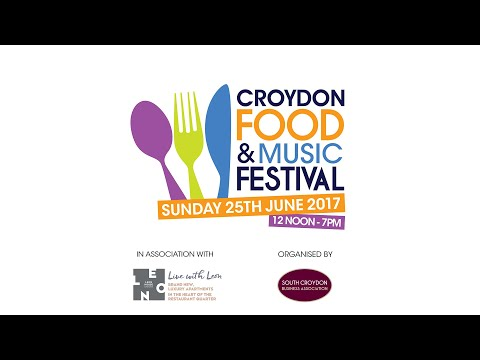 Croydon Food & Music Festvial 2017
