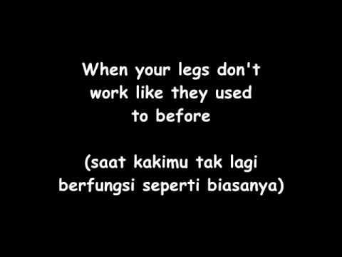 Terjemahan bahasa Indonesia lagu