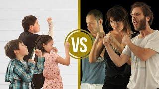 Niños Versus Adultos thumbnail