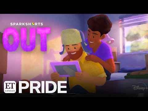 Reaction: Disney/Pixar Make History With First Gay Lead In ' Out' | ET CANADA PRIDE from YouTube · Duration:  1 minutes 51 seconds