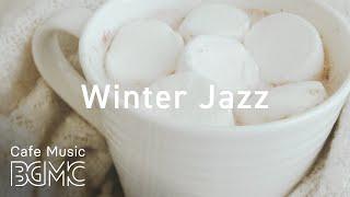 Cozy January Slow Jazz - Dreamy Jazz Cafe Music for Winter Evening
