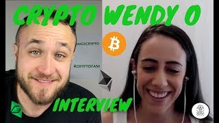 HOW TO SAFELY STORE BITCOIN OFFLINE WITH CRYPTO WENDY O