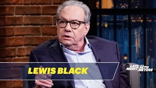 Lewis Black Devotes a Portion of His Comedy to Audience-Submitted Rants