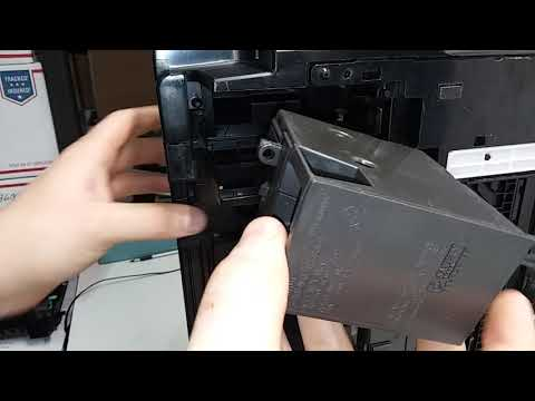 Replace Power Supply Unit On Canon Inkjet Printers