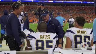 Mic'd Up: Antonio Gates vs. Denver thumbnail