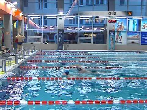 Открылся новый бассейн на Позняках!