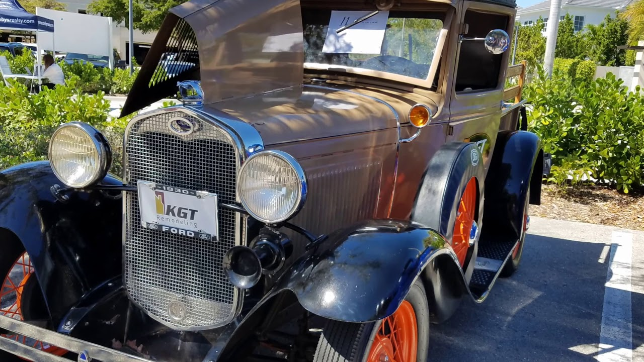 CAR SHOW MERCATO NAPLES FL YouTube - Naples antique car show 2018