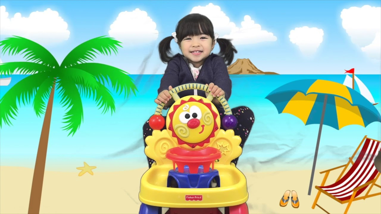 Driving is Fun (楽しいドライブ) -Sumi in Wonderland Nursery Rhymes and songs for  Children