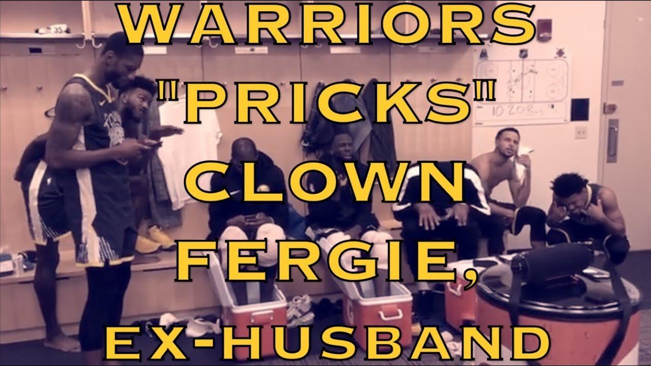 Warriors dance to Fergie national anthem remix in response ... Fergie National Anthem Remix