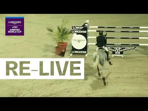LIVE 🔴 | Abu Dhabi (UAG) | FEI Jumping World Cup™ 19/20 |  Arab League