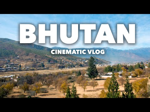 BHUTAN - Travel Film | Akshay Joshi