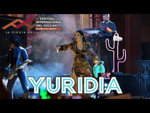 Yuridia - Volcán