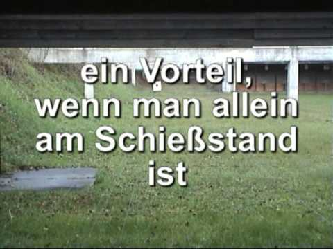 "Das 1. mal mit einem Knicker 100m mit Kurt ""de Kill""  www.pfalzlinks.de"