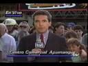 Incendio Apumanque 1992 - Teletrece p/1 de 2