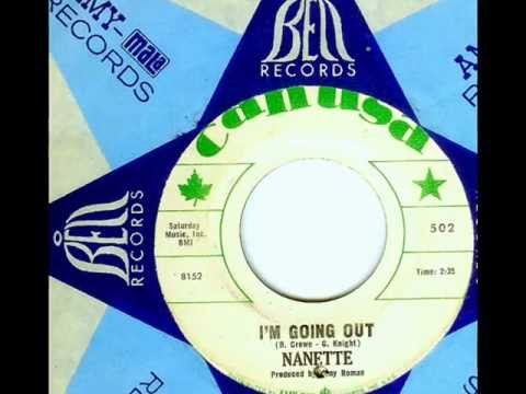 Nanette - I'M GOING OUT (1967)