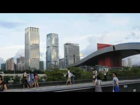 Discover Shenzhen China, Centre Citizen Square