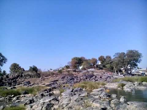 On the Bandrabhan banks of Narmada River Hoshangabad Budhni Madhya Pradesh